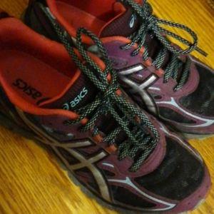 Aesics Trail Runners